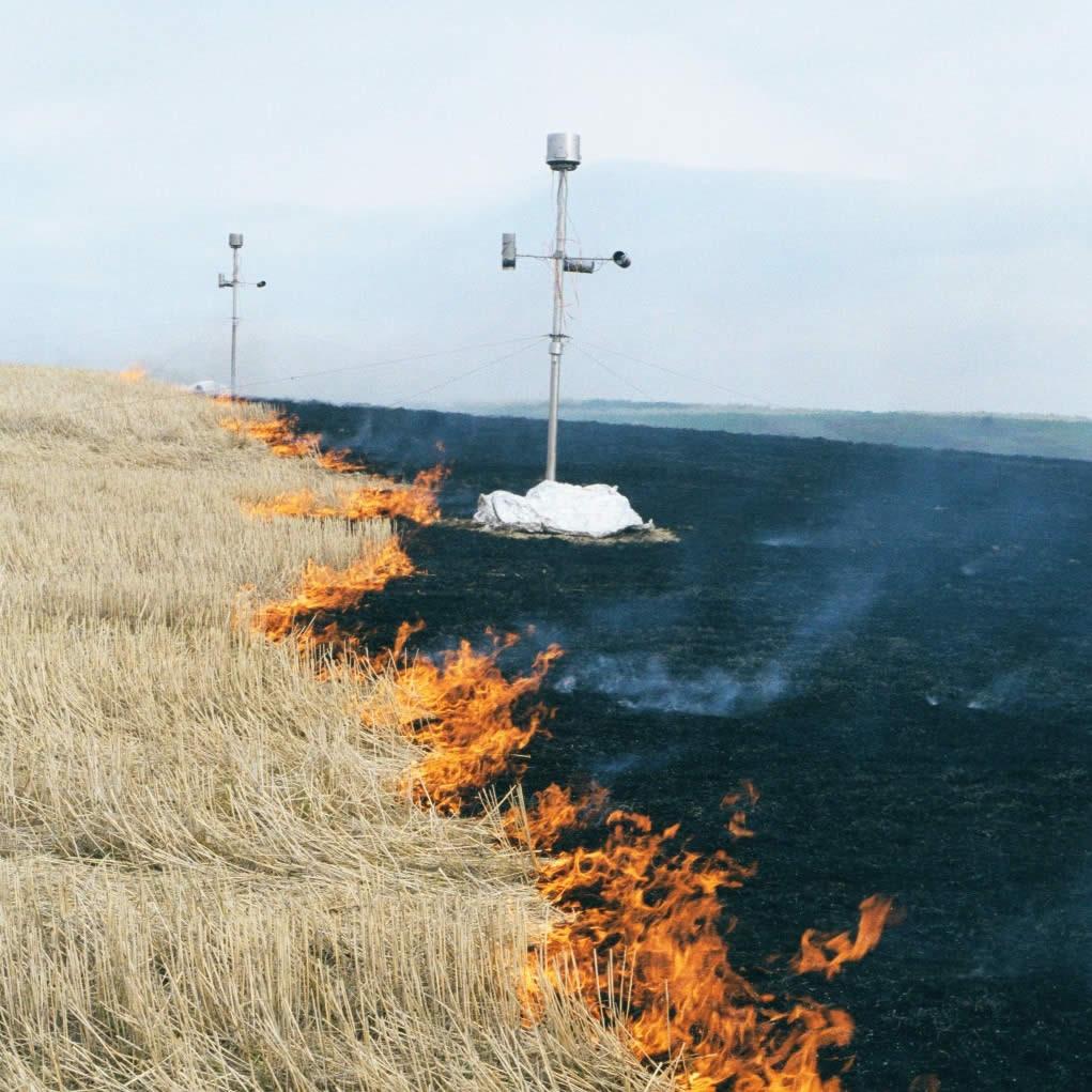 Fire Emissions Air Quality